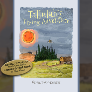 Tallulah Audiobook Cover